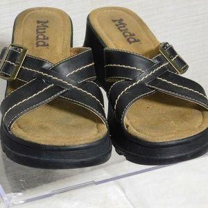 MUDD Vintage 90s Platform Sandals